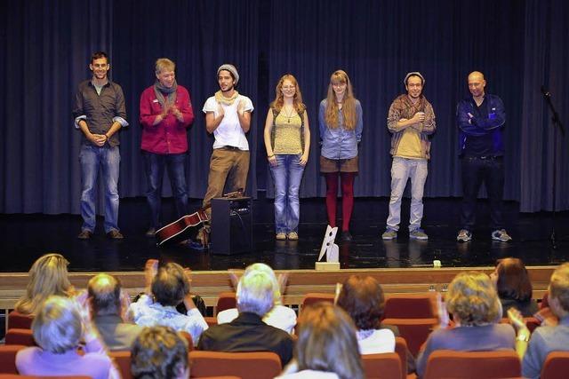Poetry Slam im Seniorenstift
