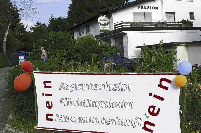 Jägerhof als Unterkunft nicht zulässig