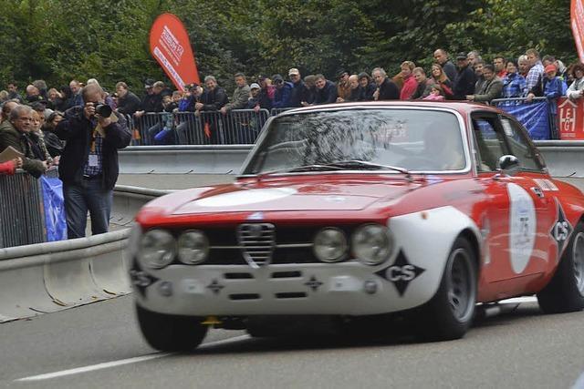 60 Jahre Motorsporthistorie vereint