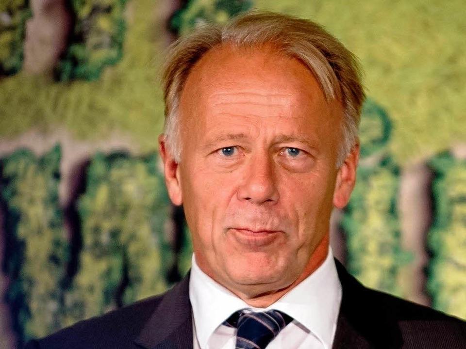 Jürgen Trittin  | Foto: dpa