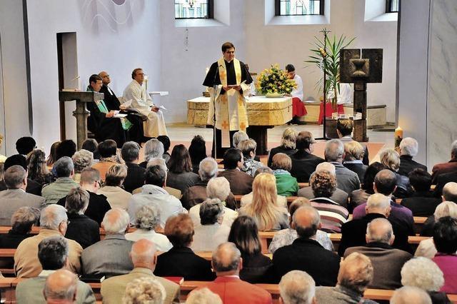 Eine Kirche für zwei Konfessionen