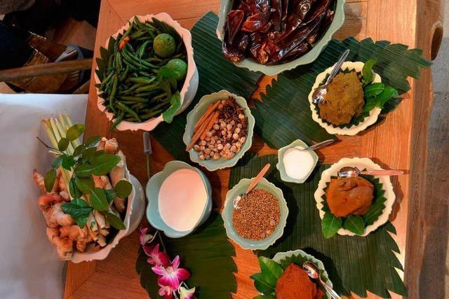 Thai-Küche im Chada Thai: Zwischen frisch und fruchtig-feurig