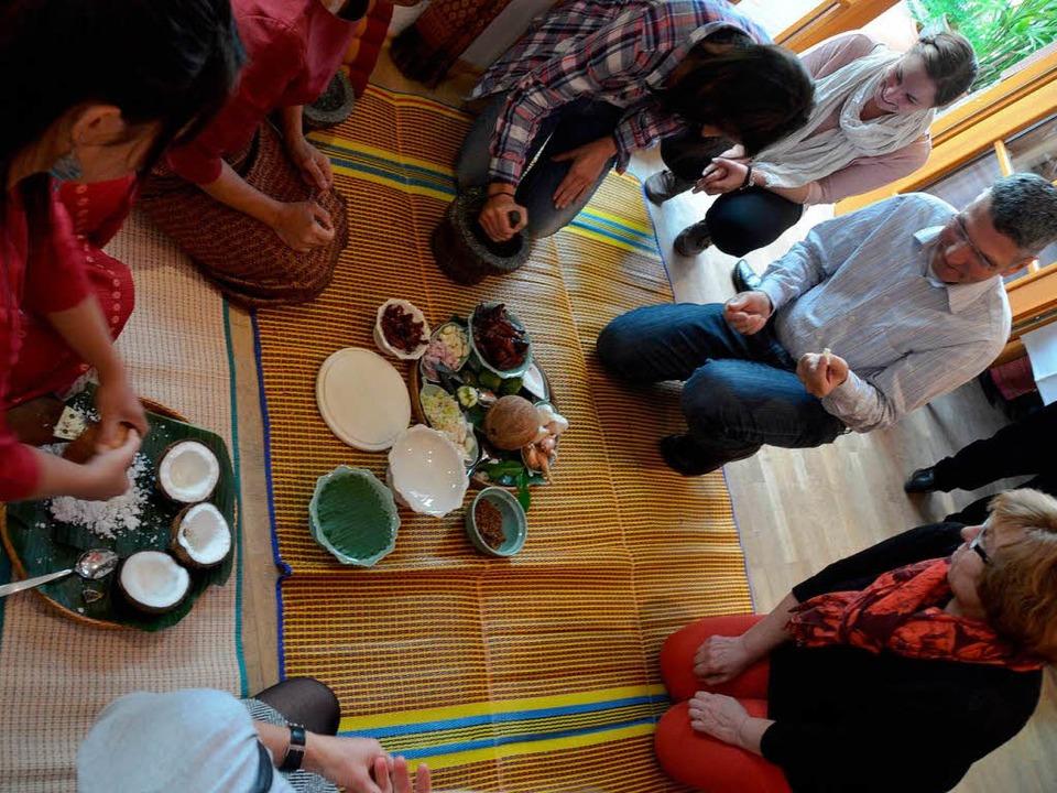 Einführung in die Kunst der Curryzubereitung  | Foto: Marius Alexander