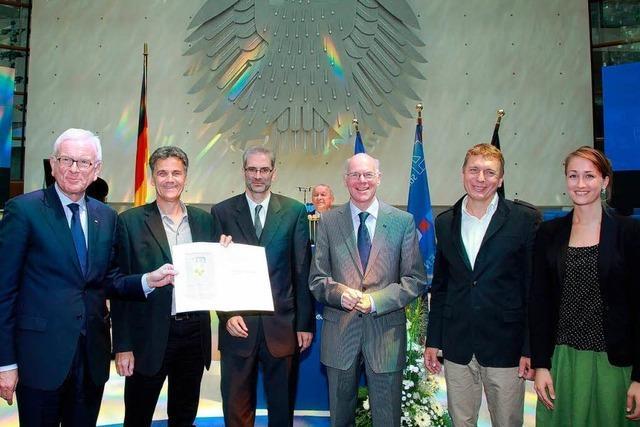 Freiburger Stadtredaktion erhält Deutschen Lokaljournalistenpreis