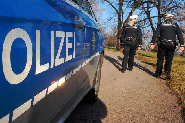 Zahl der Angriffe auf Polizisten hat zugenommen