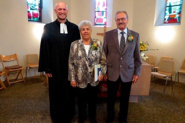 Gottesdienst zur Goldenen Hochzeit