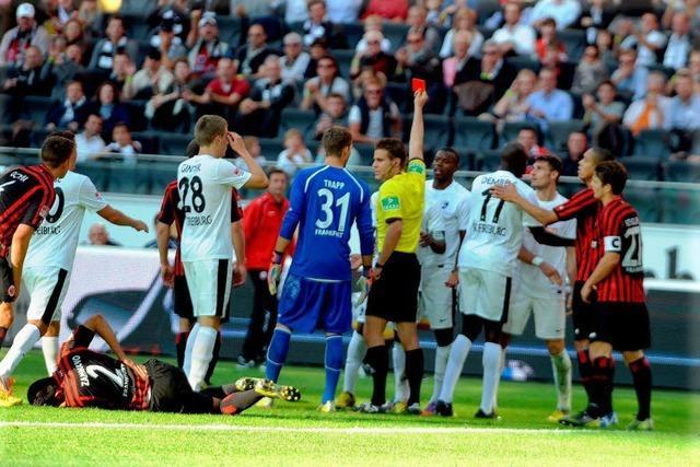 SC Freiburg: Guédé wird für zwei Spiele gesperrt