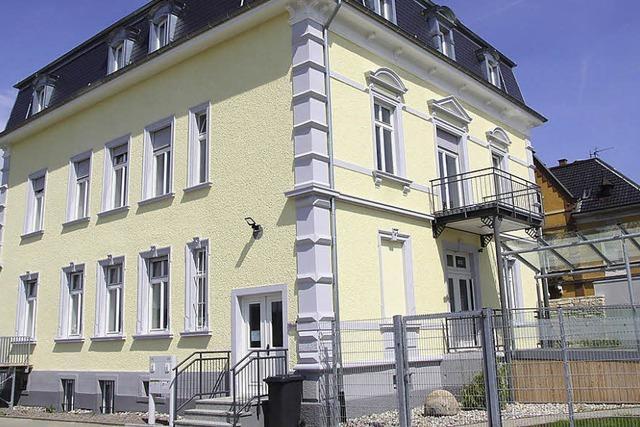 Ausbau der Villa Lila findet Zustimmung