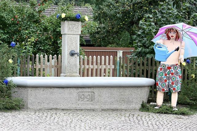 Brunnenfest im Unterdorf