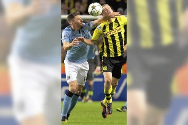Pech für Schalke und Dortmund in den Schlussminuten