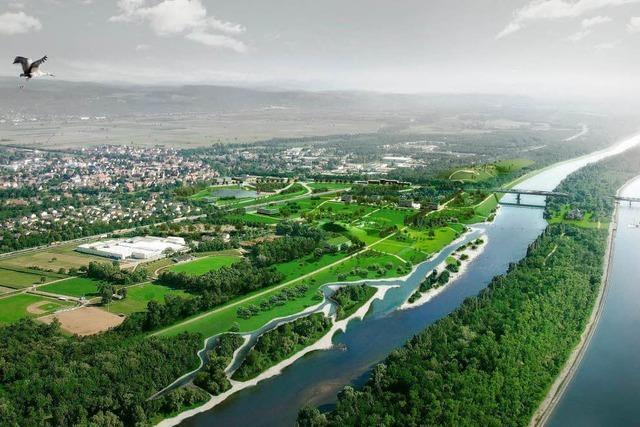 Neuenburg – eine Stadt will an den Rhein