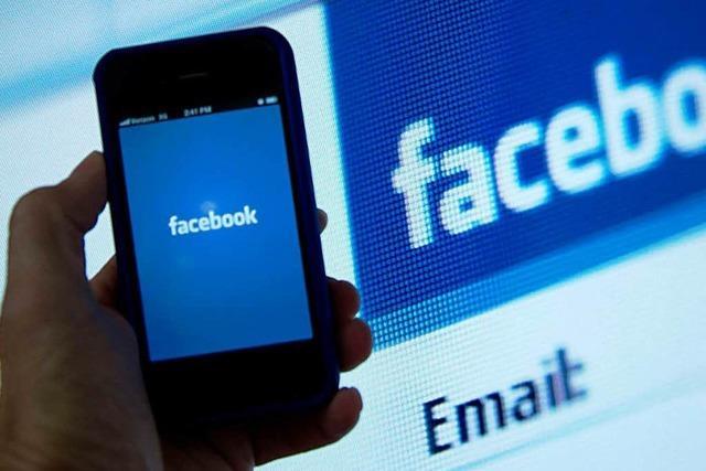 Facebook hat eine Milliarde Nutzer