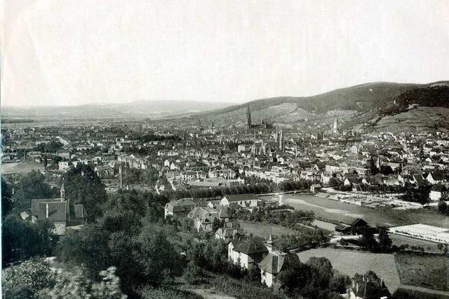 Der Hildaturm auf dem Lorettoberg