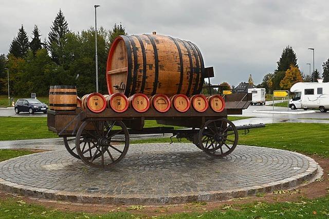 Bauernmarkt in Scheune