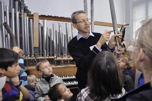 Tausend Orgeln in fünf Generationen