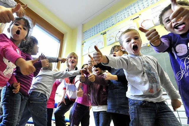 Vier deutsch-französische Bildungseinrichtungen feiern