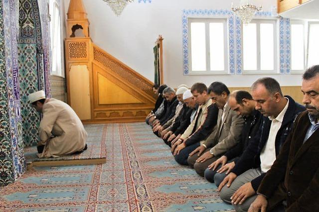 Muslime betonen Gemeinsamkeiten
