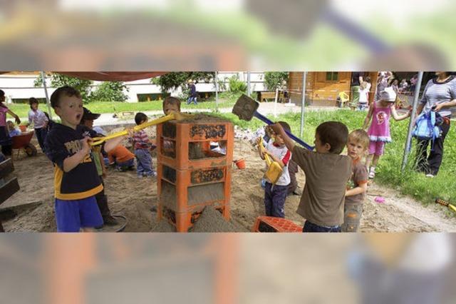 Kinderbetreuung für Berufstätige