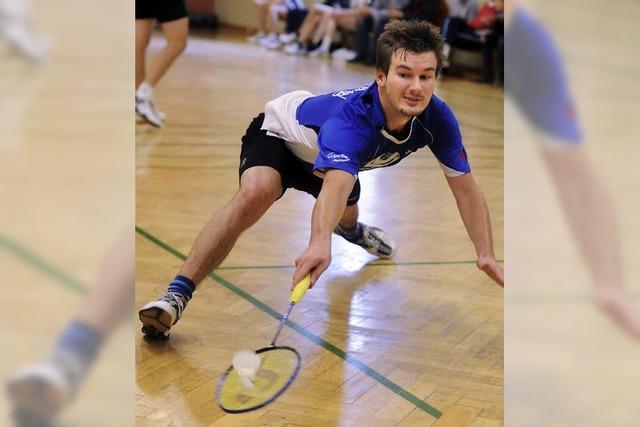 Fiese Rückschläge im Badminton