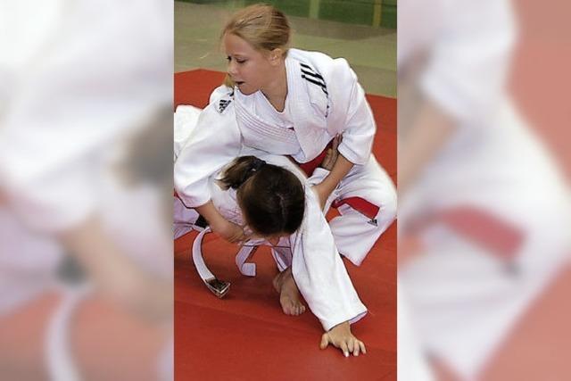Fünf Titel für Hochrhein-Mädchen im Judo
