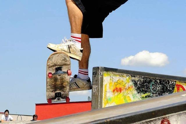 Stadt will 2013 Skatepark am Karlsplatz bauen