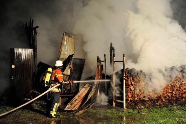 Interview mit Polizeichef Berthold Bock zur Brandserie