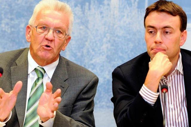 Landesregierung rudert beim Thema neue Schulden zurück