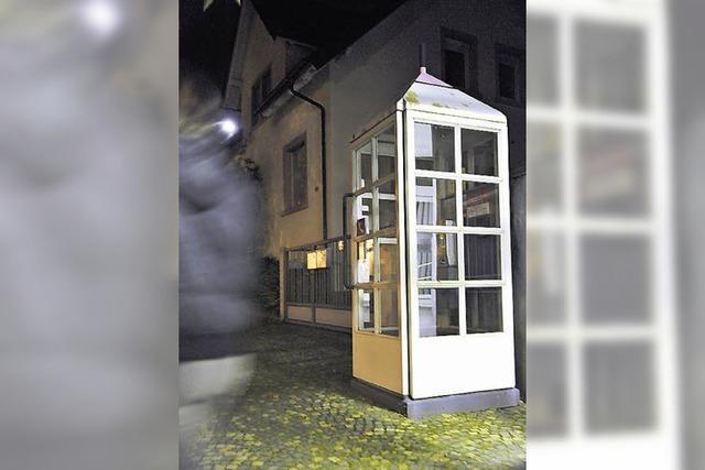 Die letzte Telefonzelle kommt weg