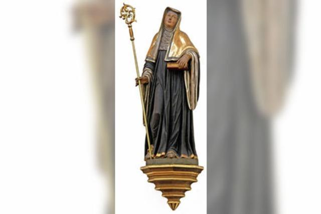 Freundin des Papstes und Posaune Gottes