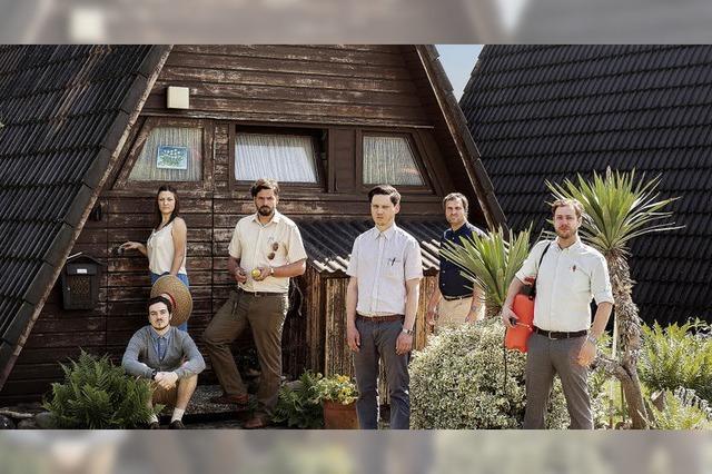 Die Band Get Well Soon tritt am Sonntag im Jazzhaus Freiburg auf