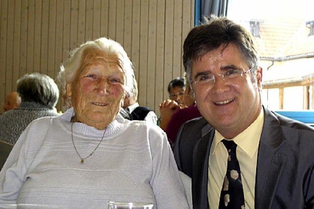 Musik und Fotos für die Senioren