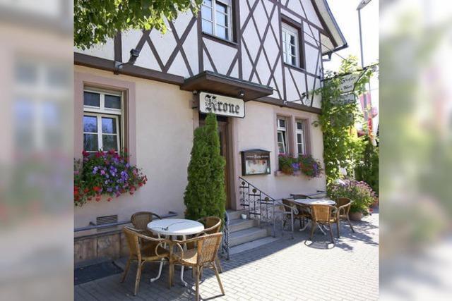 Krone Ortenberg: Bodenständige, badische Hausmannskost