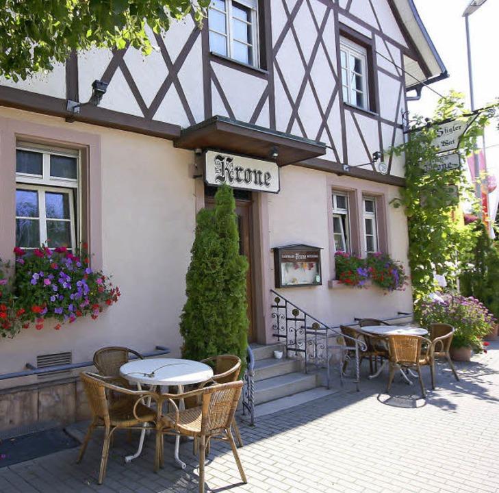 Einladende Gastlichkeit am Kreuzungspunkt der Dorfstraßen   | Foto: ©RB