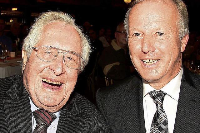 Peter Weiß will wieder in den Bundestag