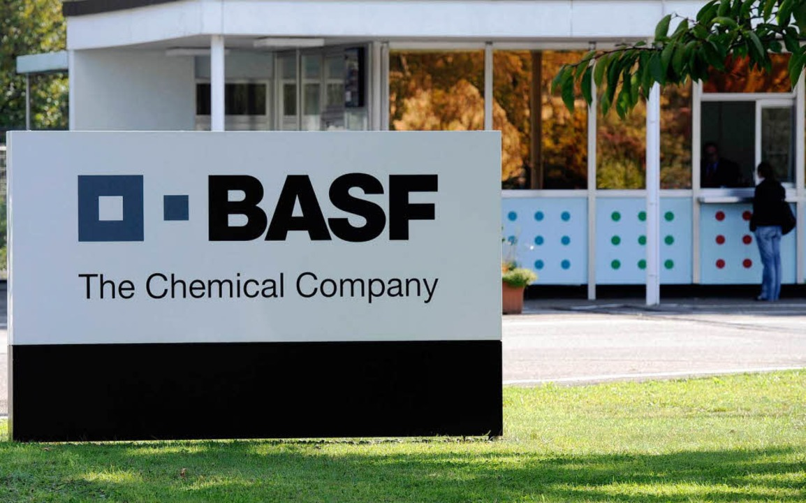 Leert sich: Das Firmengelände der BASF in Grenzach-Wyhlen.  | Foto: dapd