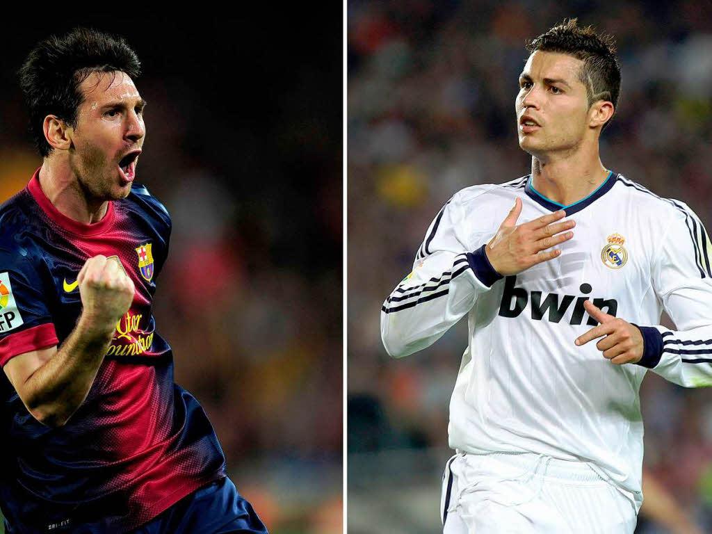 MeГџi Gegen Ronaldo