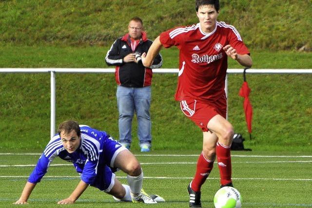 Noch keine Panik beim FC Neustadt