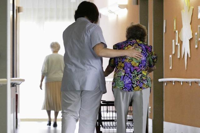 Pflegeheime gehen in die Offensive