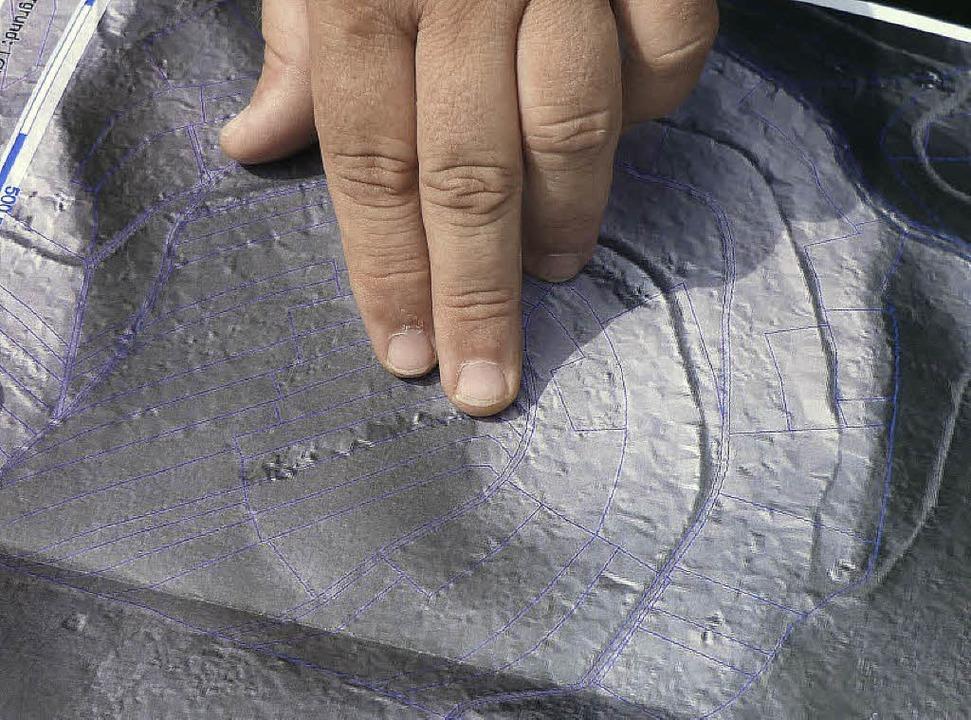 Mit der sogenannten Lidar-Technik wurd...der Archäologie  erstmals eingesetzt.   | Foto: Werner Störk