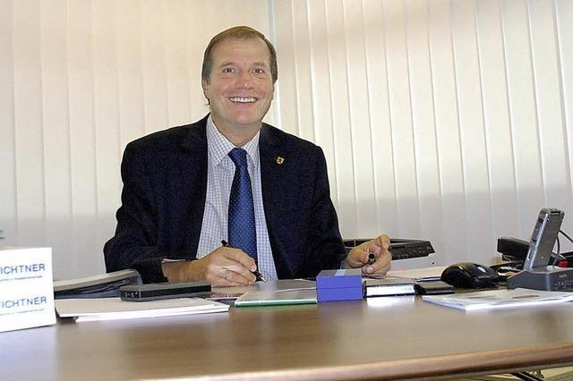 OB Klaus Eberhardt zieht nach 100 Tagen eine erste Bilanz