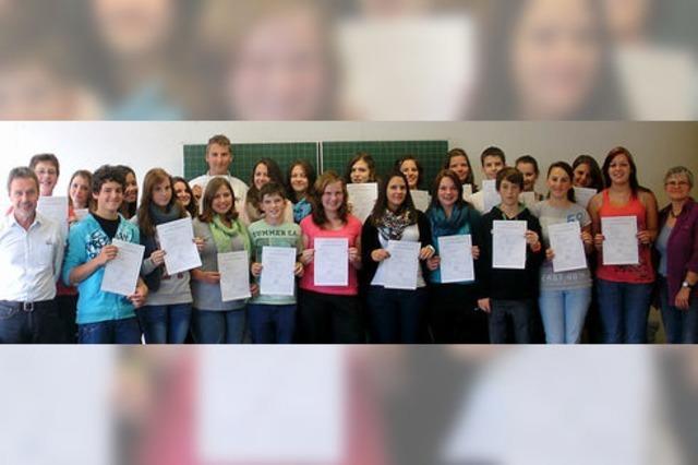 Diplom in Französisch