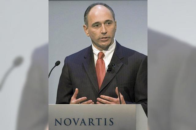 Novartis erwartet eine Durststrecke