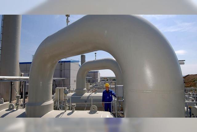 Erdgasnetz: Die Batterie der Zukunft