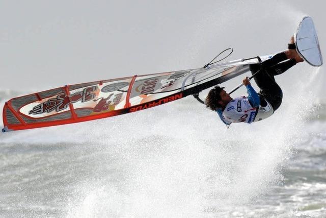 Philip Köster holt auf Sylt seinen zweiten WM-Titel