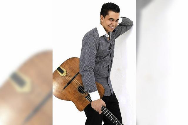 AB FREITAG: GYPSYJAZZ: Lauter Virtuosen