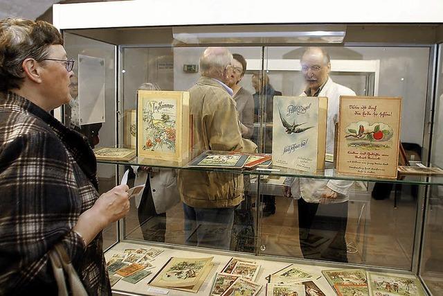 Kinderbuch-Schätze aus den letzten 150 Jahren