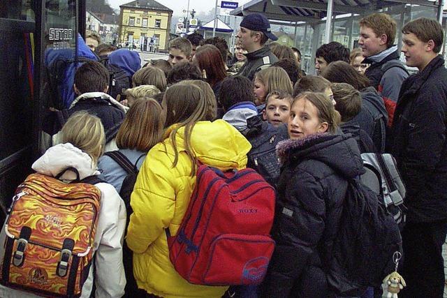 Schüler vom Land – frisch gepresst