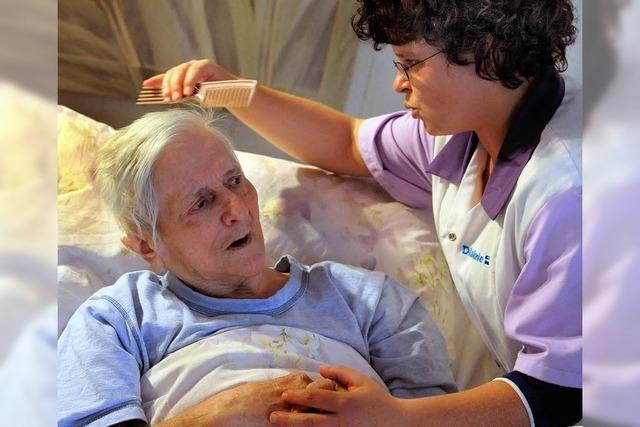 Bei der Pflege können wir von den Franzosen lernen