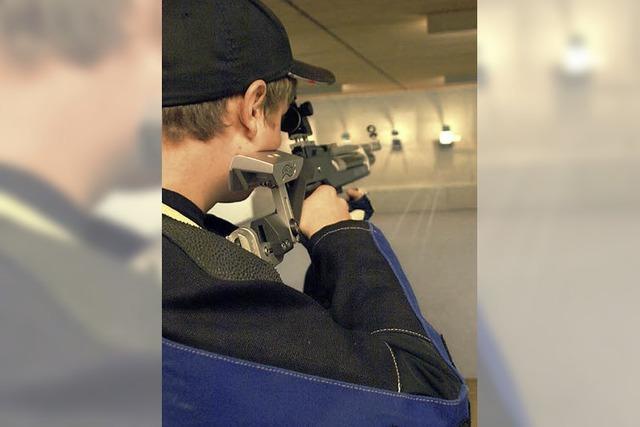 Schützenverein wirbt um Jugend