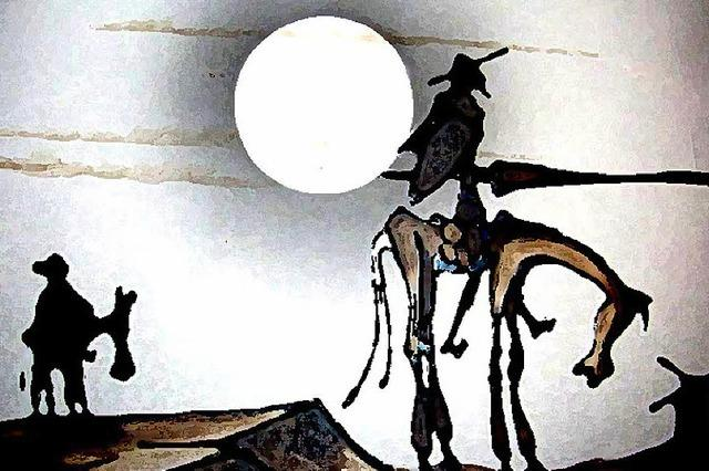 Familienlesung: Don Quijote